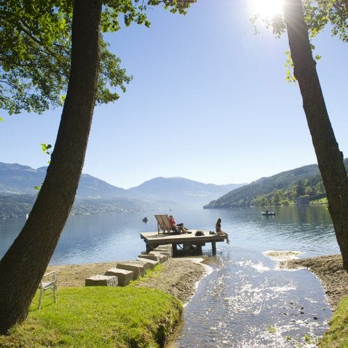 Badeurlaub in Kärnten