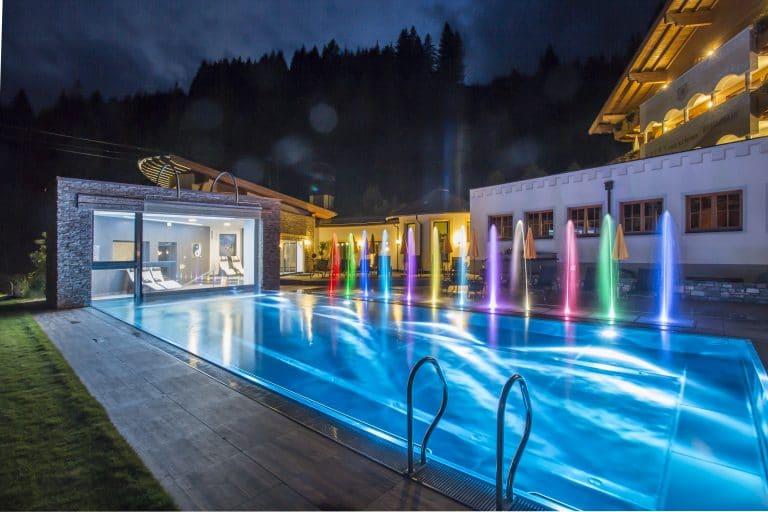 Wellness im Alpenhof